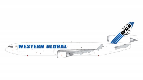 McDonnell-Douglas MD-11F Western Global Airlines