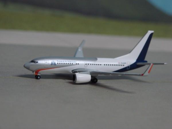 Boeing 737-700 BBJ Netherland Government