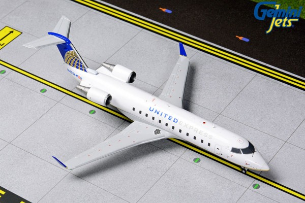 Bombardier CRJ-200 United Airlines Express