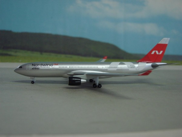 Airbus A330-200 Nordwind