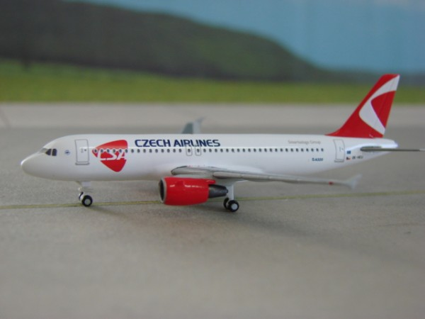 Airbus A320-200 CSA Czech Airlines