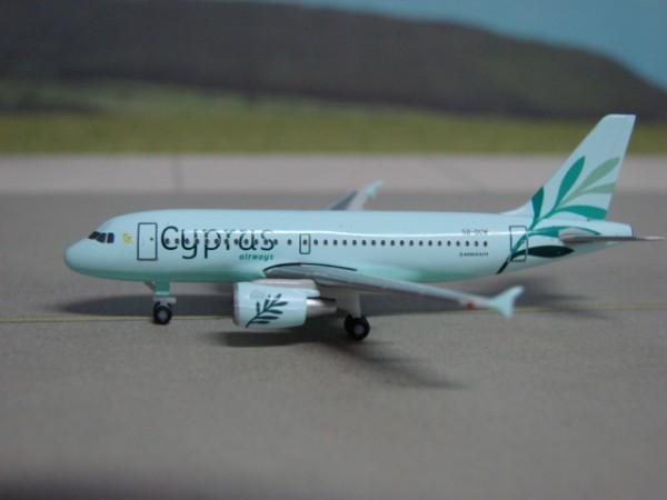 Airbus A319 Cyprus Airways