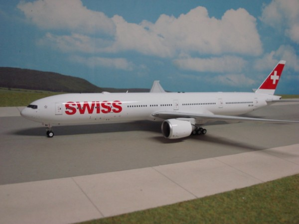 Boeing 777-300ER Swiss International Air lines