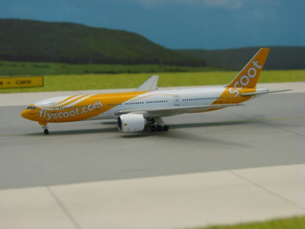 Boeing 777-200 Scoot