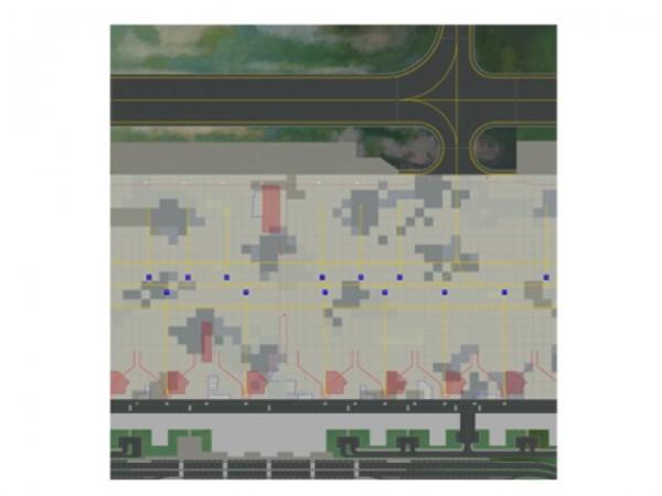 Scenix Airport Ground Plates Set 1