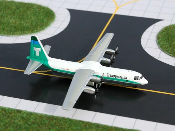 Lockheed L-100 Hercules Transamerica Airlines