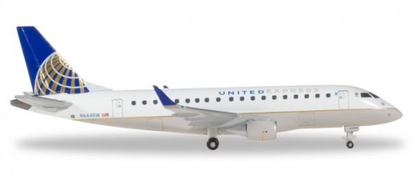 Embraer E170 United Express