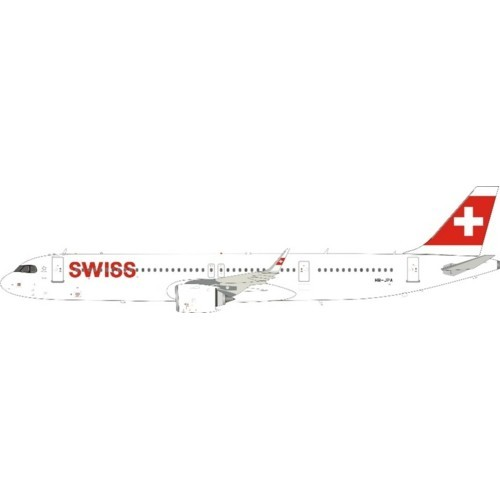 Airbus A321neo Swiss International Airlines