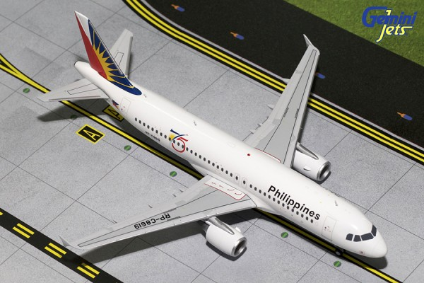 Airbus A320-200 Philippine Airlines