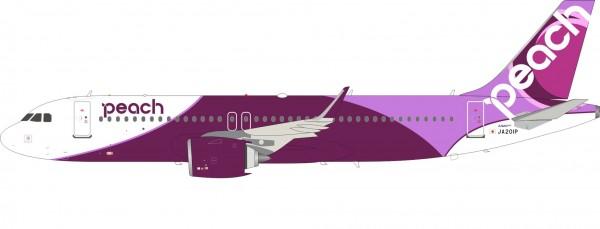 Airbus A320neo Peach Aviation