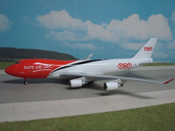 Boeing 747-400F TNT Airways