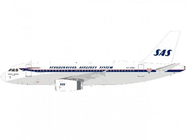 Airbus A319 SAS Scandinavian Airlines