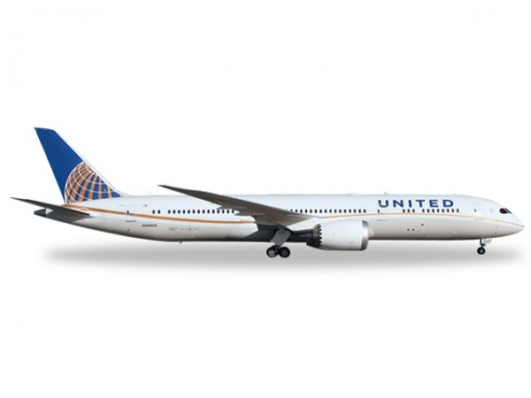 Boeing 787-9 United Airlines