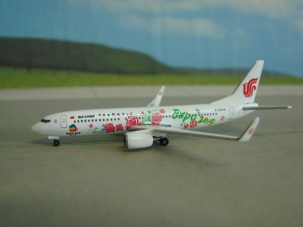 Boeing 737-800WL Air China