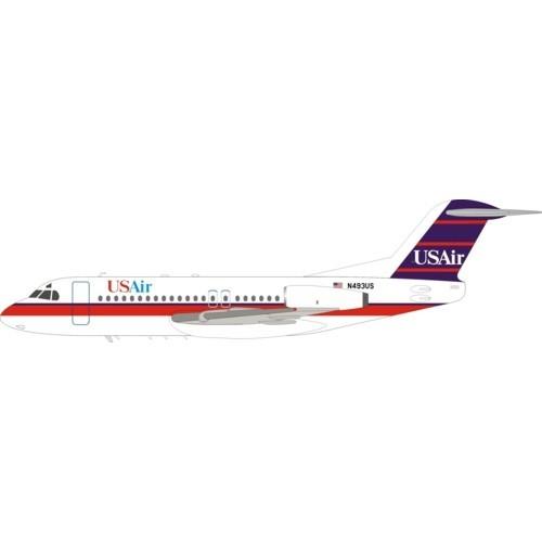 Fokker F-28-4000 US Air