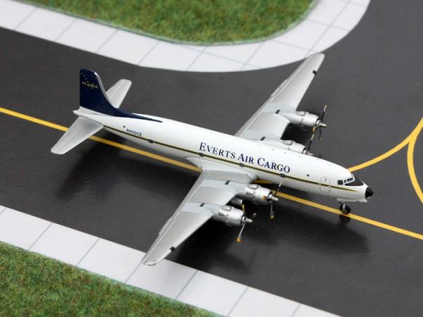 Douglas DC-6 Everts Air Cargo