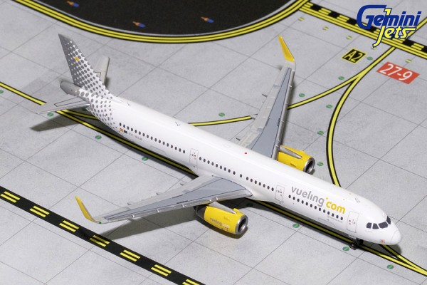 Airbus A321S Vueling