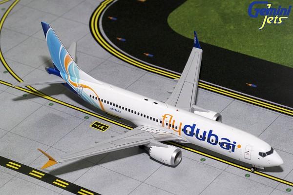 Boeing 737 MAX 8 FlyDubai