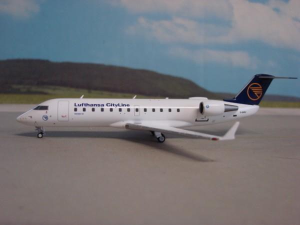 Bombardier CRJ-200 Lufthansa Cityline