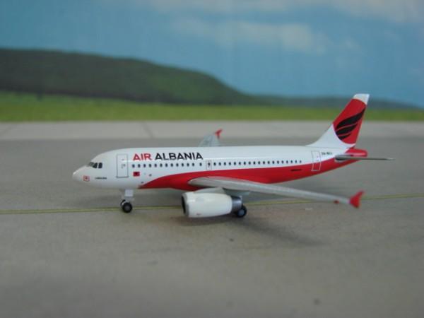 Airbus A319 Air Albania