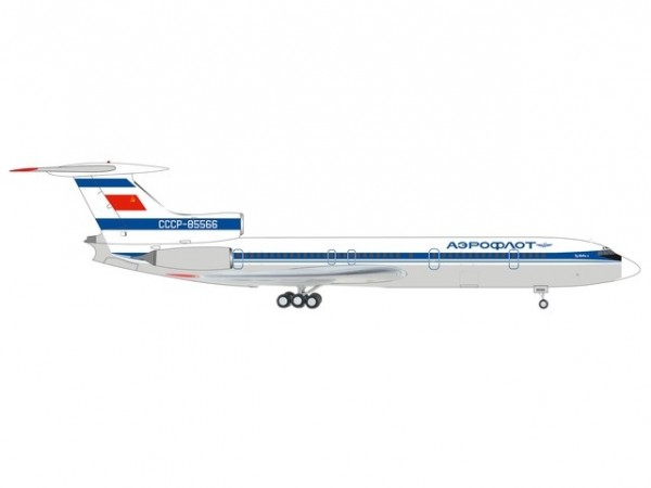 Tupolev TU-154B-2 Aeroflot
