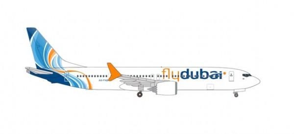 Boeing 737 Max 9 Fly Dubai