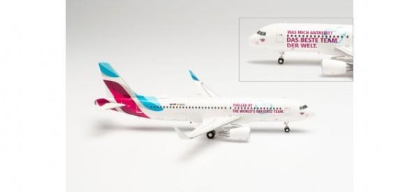 Airbus A320 Eurowings