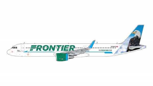 Airbus A321-200 Frontier Airlines