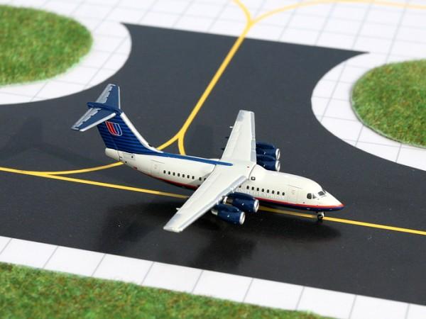 British Aerospace BAe 146-200 United Express