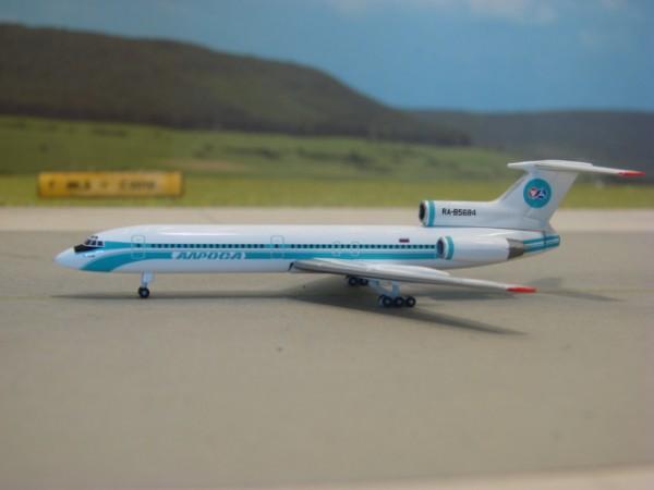 Tupolev TU-154M Alrosa Mirny Air Enterprise