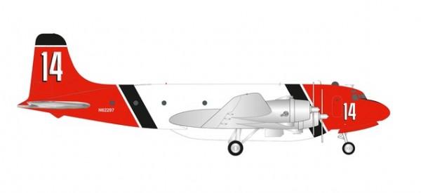 Douglas DC-3/C-54 Skymaster Air Tanker Aero Union