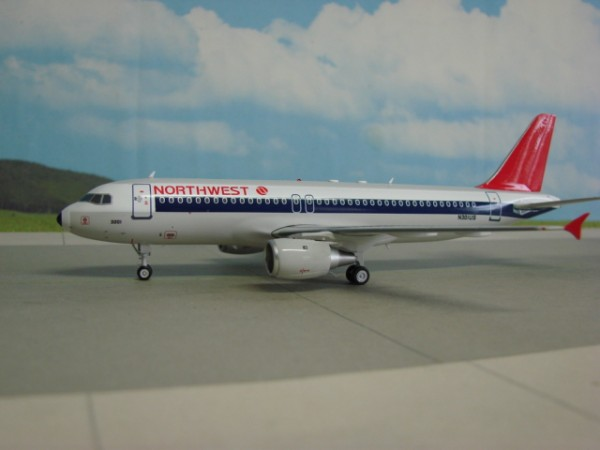 Airbus A320-200 Northwest Airlines