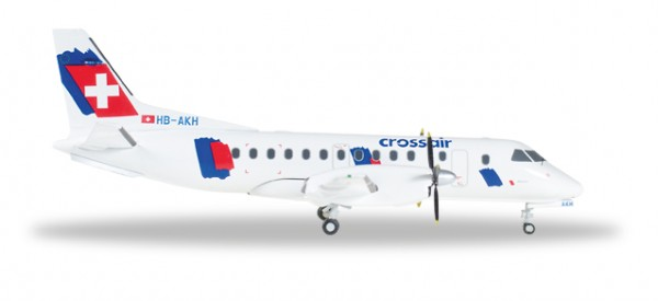 Saab 340 Crossair