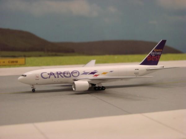 Boeing 777-200F THAI Airways Cargo