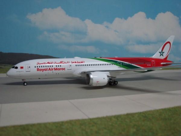 Boeing 787-9 RAM Royal Air Maroc
