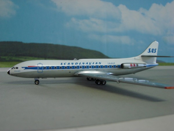 Sud Aviation SE-210 Caravelle III SAS Scandinavian
