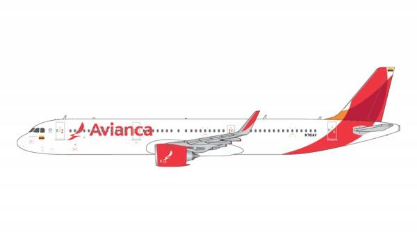 Airbus A321neo Avianca