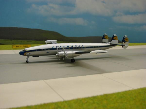 Lockheed L-1049G Super Constellation Lufthansa