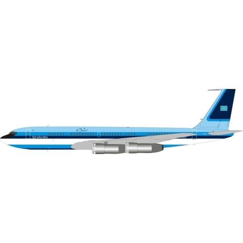 Boeing 707 Iran Air Force