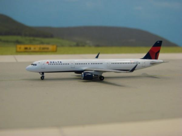 Airbus A321-200SL Delta Air Lines