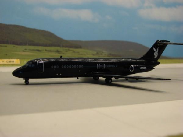 McDonnell Douglas DC-9-30 Playboy Enterprises
