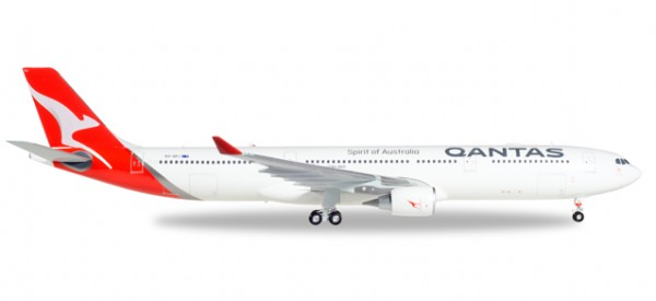 Airbus A330-300 Qantas Airways