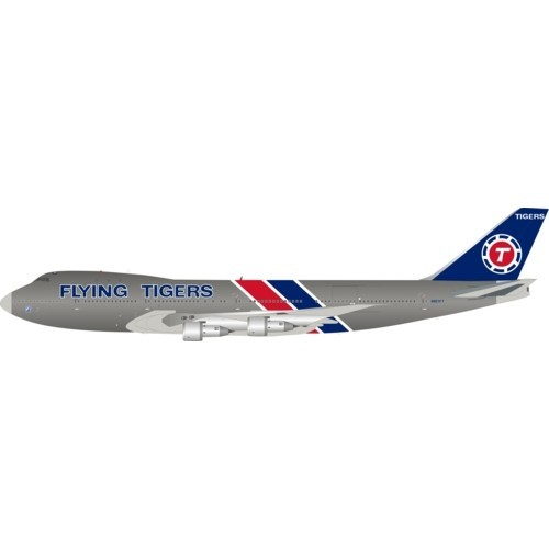 Boeing 747-200F Flying Tigers