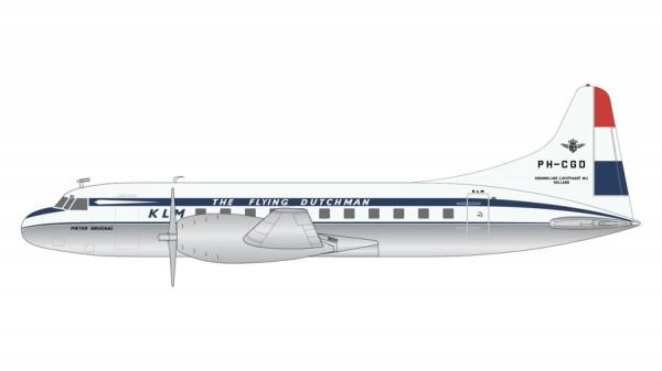 Convair CV-340 KLM Royal Dutch Airlines