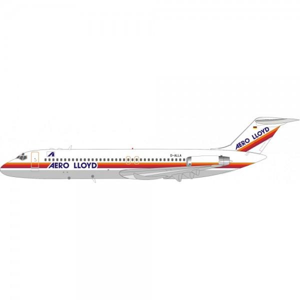 McDonnell-Douglas DC-9-32 Aero Lloyd