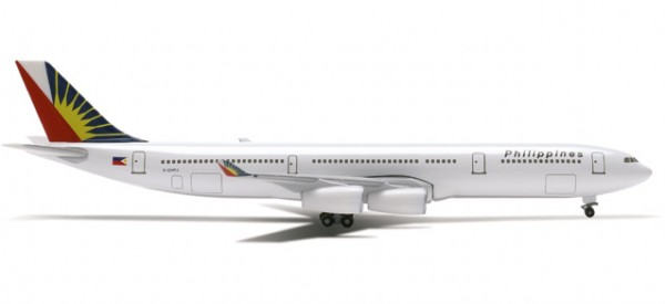 Airbus A340-300 Philippine Airways
