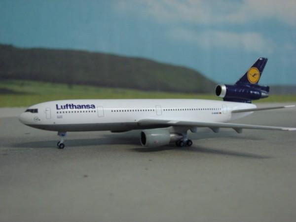 McDonnell Douglas DC 10-30 Lufthansa