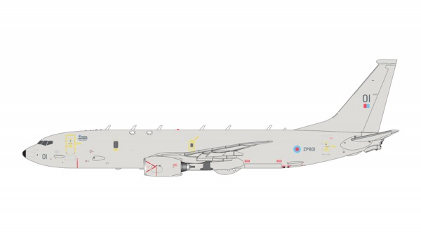 Boeing P-8 Poseidon RAF Royal Air Force