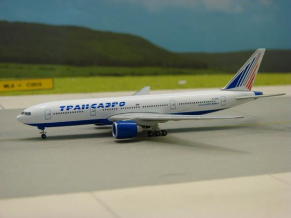 Boeing 777-200 Transaero Airlines