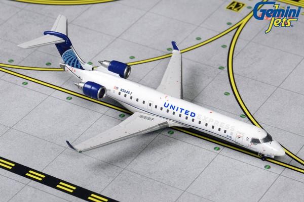 Bombardier CRJ-550 United Express